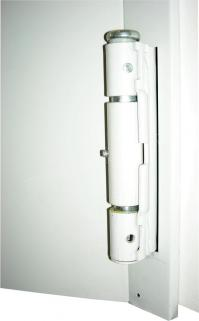 door-closing function in fire-rated doors